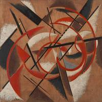 Lyubov' Popova~Spatial-Force Construction
