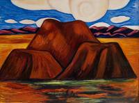 Marsden Hartley~Earth Warming