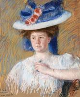 Mary Cassatt~Portrait of Helen Sears, Daughter of