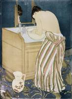 Mary Cassatt~Woman Washing Hands