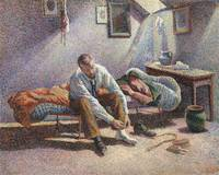 Maximilien Luce~Morning, Interior