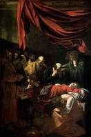 Michelangelo Merisi da Caravaggio~The Death of the
