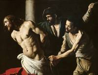 Michelangelo Merisi da Caravaggio~The Flagellation