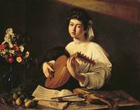 Michelangelo Merisi da Caravaggio~The Lute Player