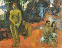 Paul Gauguin~Te Pape Nave Nave (Delectable Waters)
