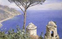 Peder Monsted~Ravello