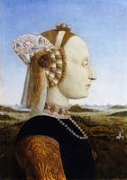 Piero della Francesca~Portrait of the Duchess of U