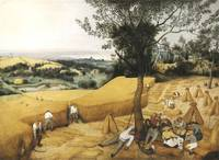Pieter Bruegel I~The Harvesters