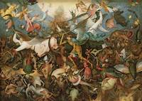 Pieter Brueghel II~The Fall of the Rebel Angels