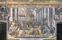 Raphael~The Donation of Constantine
