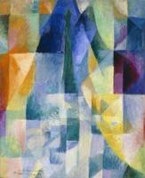 Robert Delaunay~Simultaneous Windows (2nd Motif, 1
