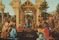 Sandro Botticelli~The Adoration of the Magi