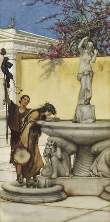 Sir Lawrence Alma-Tadema, R