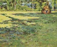 Theodore Robinson~Afternoon Shadows