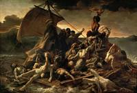 Théodore Géricault~The Raft of the Medusa