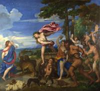 Titian~Bacchus and Ariadne