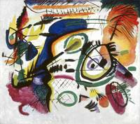 Vassily Kandinsky~Fragment I for Composition VII (