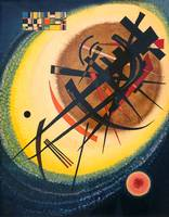 Vassily Kandinsky~In the Bright Oval