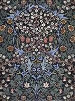 William Morris~Blackthorn Wallpaper