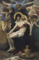 William-Adolphe Bouguereau~Pieta