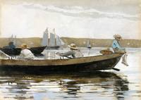 Winslow Homer~Boys in a Dory