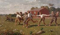 Winslow Homer~Snap the Whip