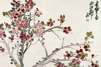 Wu Changshi~Flowers