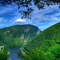 """""""Delaware Water Gap"""" by wickdgin"""