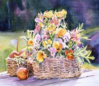 SUMMER BASKETS OF COLOR fa