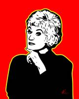 Bea Arthur | Pop Art