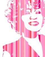 Whitney Houston | Pop Art