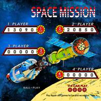 Space Mission Retro Pinball