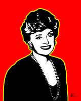 Rue McClanahan | Pop Art