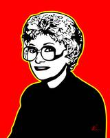 Estelle Getty | Pop Art