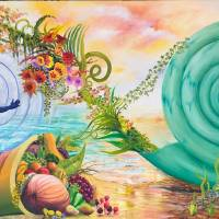 """Tending Lifes Vibrational Garden"" by Jane_Evershed"