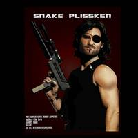SNAKE PLISSKEN - ESCAPE FROM NEW YORK