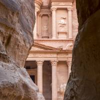 The Treasury, Petra Art Prints & Posters by Petr Svarc