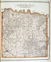Illustrated atlas map of Menard County, Illinois 1