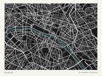City of Paris Map