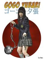 TARANTINO - Kill Bill - Gogo Yubari