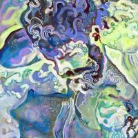"""Sleeping Poseidon by RD Riccoboni"" by RDRiccoboni"