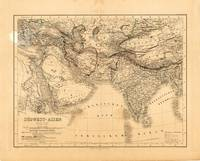 Middle East Southern Asia Map (1866)