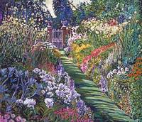 THE PATH IN THE TANGLED GARDEN fa