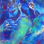 Aqua Men - Saved By The Merman by RD Riccoboni