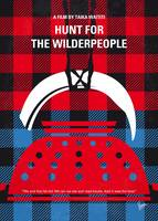 No1193 My Hunt For The Wilderpeople minimal movie