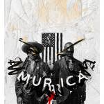 Bad to Worse - Murrica Prints & Posters