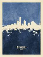 Milwaukee Wisconsin Skyline
