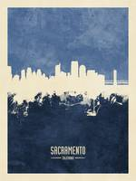 Sacramento California Skyline