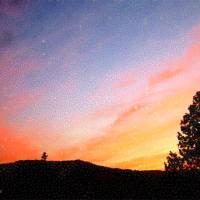 Ten-Six Sunrise One by Faye Cummings