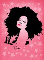 Diana Ross | Pop Art